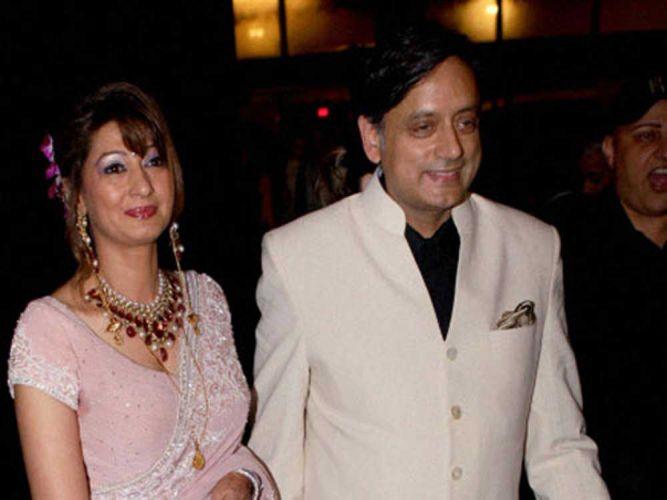 Shashi Tharoor charged in Sunanda Pushkar death case