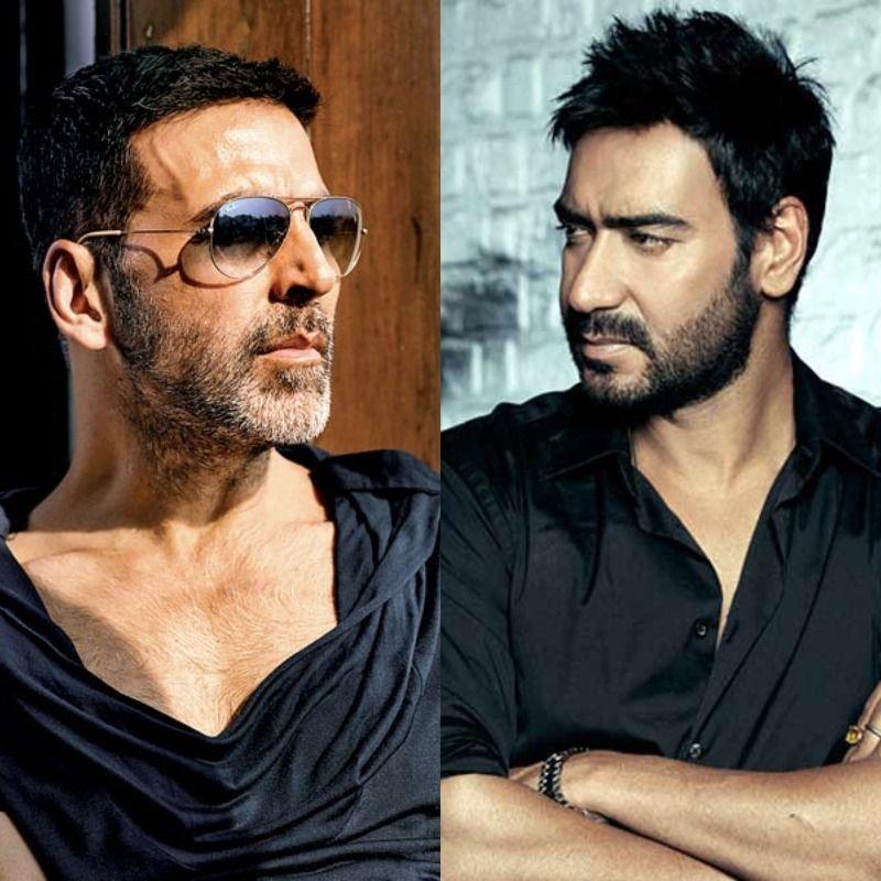 Akshay Kumar to REPLACE Ajay Devgn in Kamal Haasan's Indian 2?
