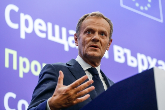 Letter of congratulations from President Donald Tusk to Marjan Šarec on his appointment as Prime Minister-Designate of the Republic of Slovenia