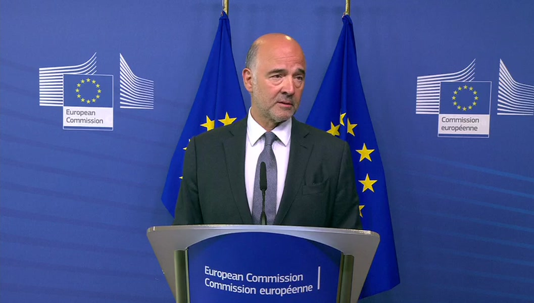 Commissioner Moscovici's remarks on the conclusion of the European Stability Mechanism (ESM) stability support programme for Greece