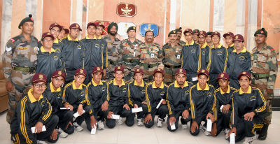 Students from Manipur visit Delhi as part of Army's outreach programme