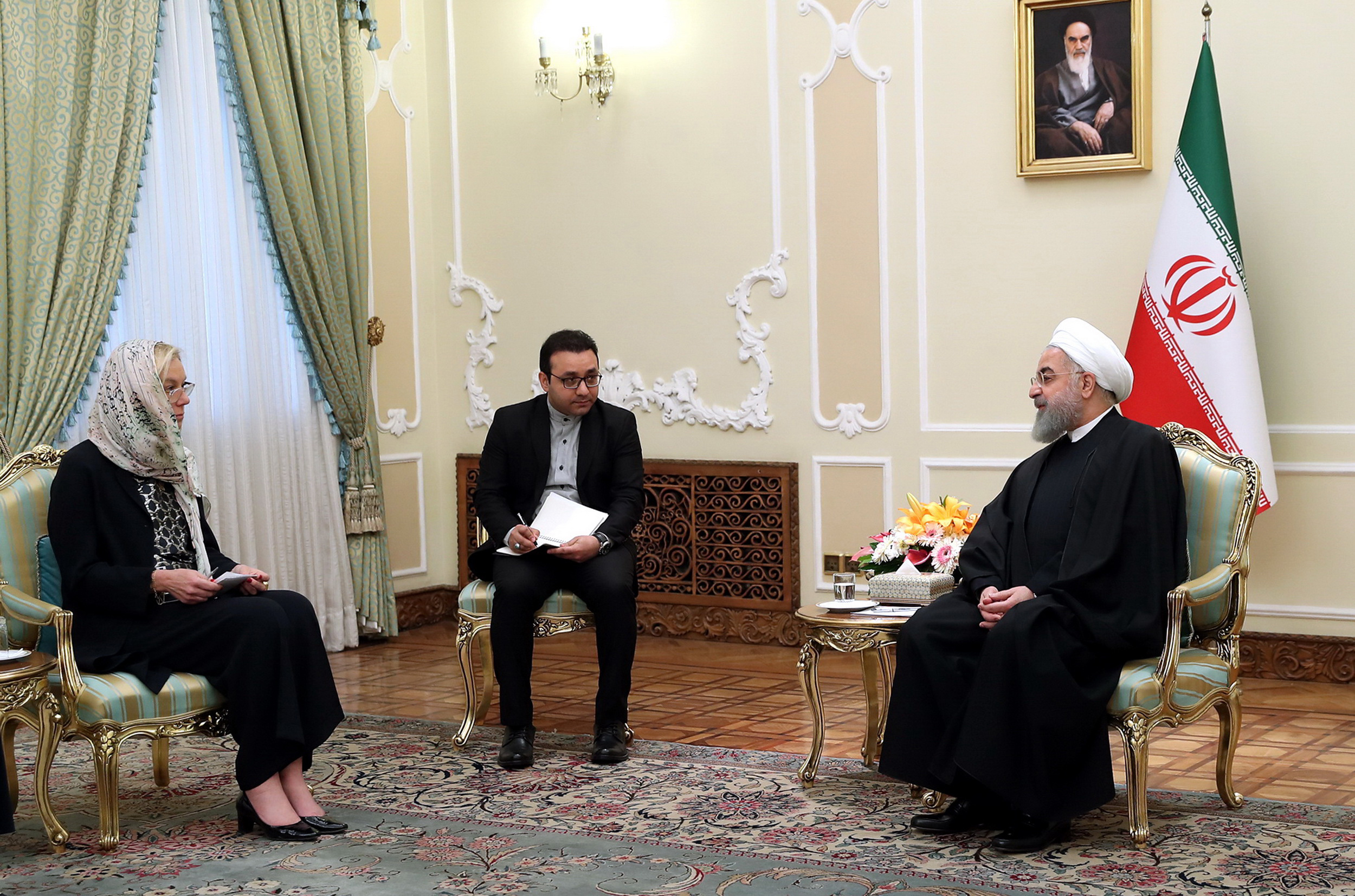 President in a meeting with Dutch FM:Tehran welcomes cementing ties with EU, including Netherlands