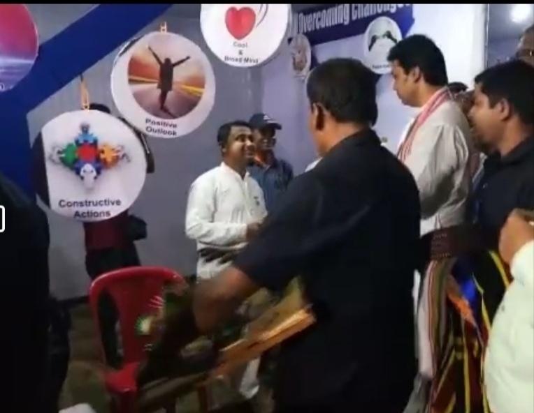 Chief Minister of Tripura Applauds Efforts of Brahma Kumaris