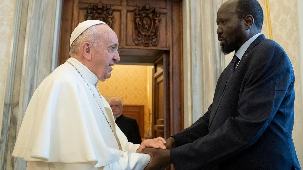 Pope reactivates plans for South Sudan trip