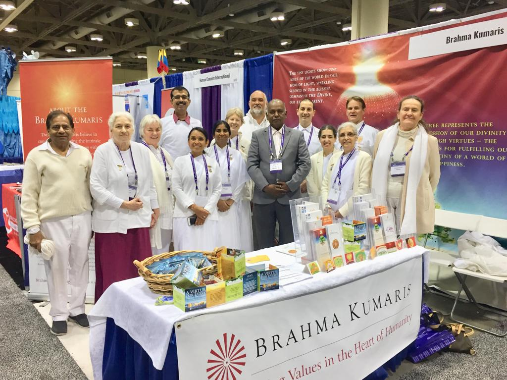 Brahma Kumaris Address at the Parliament of the World's Religions in Toronto