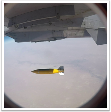 DRDO Successfully Flight-Tested Guided Bomb