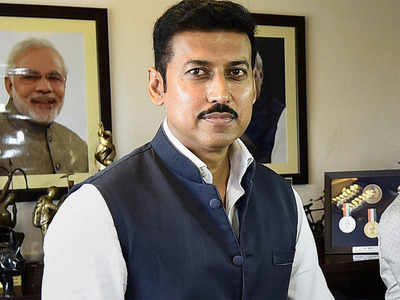 Setting Up of World Class Football Academy in Manipur under Consideration: Col. Rathore
