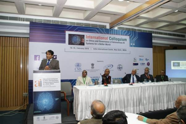 India to use AI for good governance – Suresh Prabhu