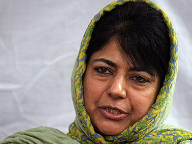 PDP breaks silence, says going ahead with BJP to form J&K govt