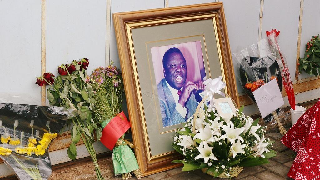 All set for burial of Zimbabwe's Morgan Tsvangirai