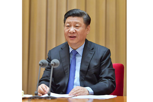 Xi outlines blueprint to develop China's strength in cyberspace
