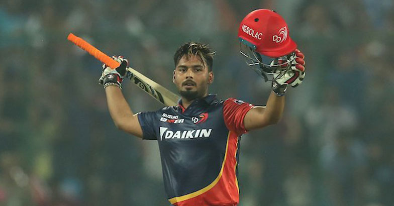 Rishabh Pant carnage gives Delhi Capitals a winning start