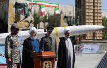 Domestically-built Bavar-373 air defence system unveiled by Iran