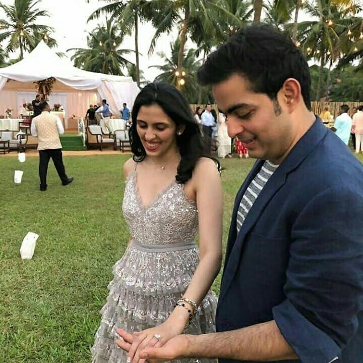 Mukesh Ambani's Son Akash Ambani Gets Engaged To Shloka Mehta, Wedding To Take Place In December