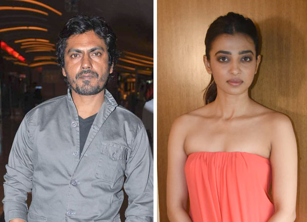 REVEALED Nawazuddin Siddiqui and Radhika Apte come together for this Honey Trehaan film
