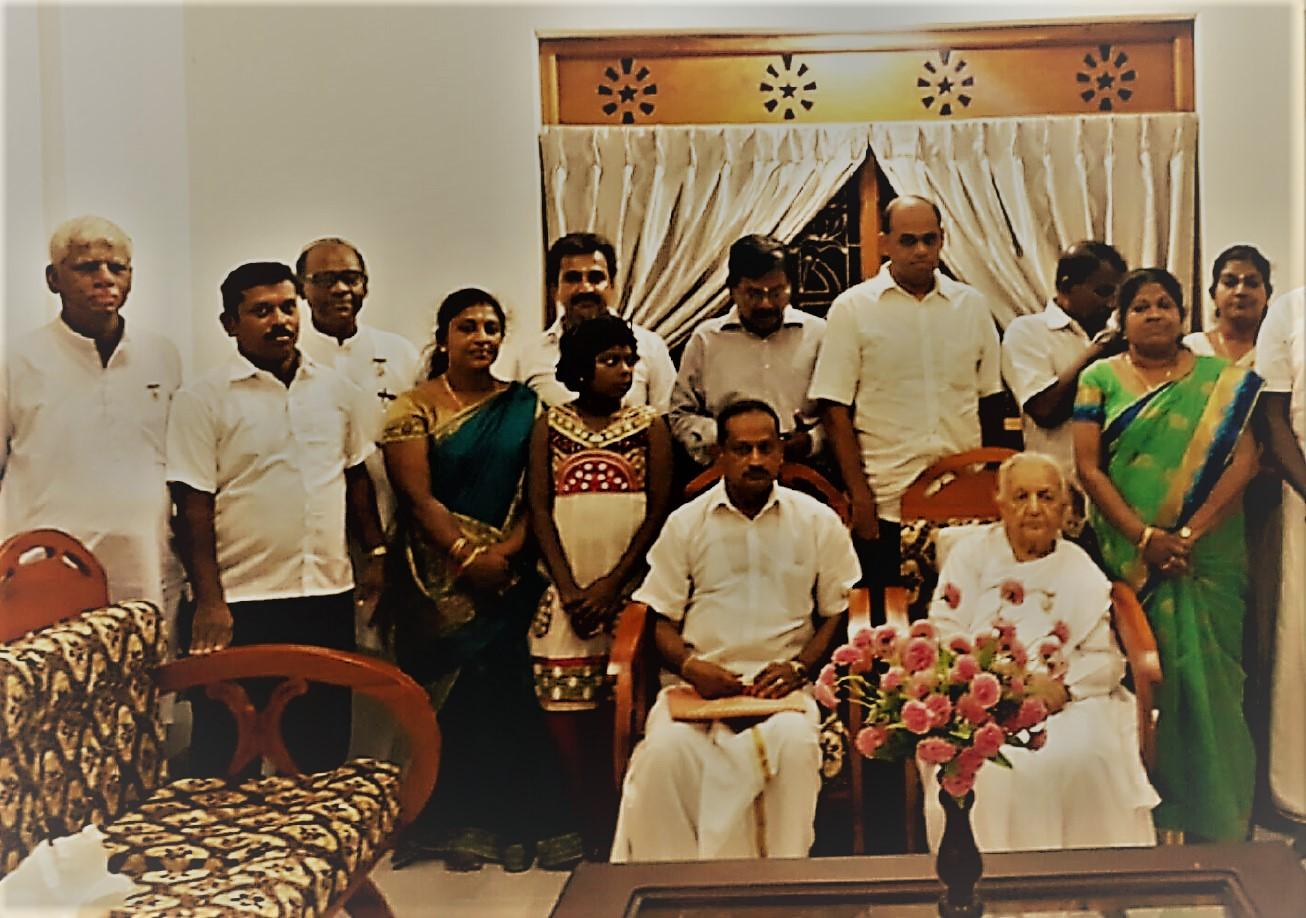 World Peace Meditation at Batticaloa, Sri Lanka