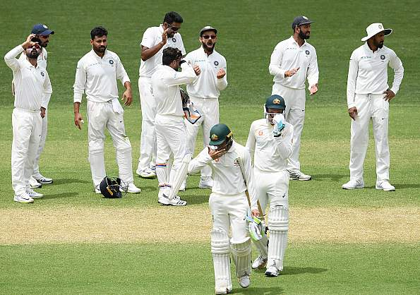 "Australia would be ""worst blokes in the world"" if they celebrated like Kohli - Langer"