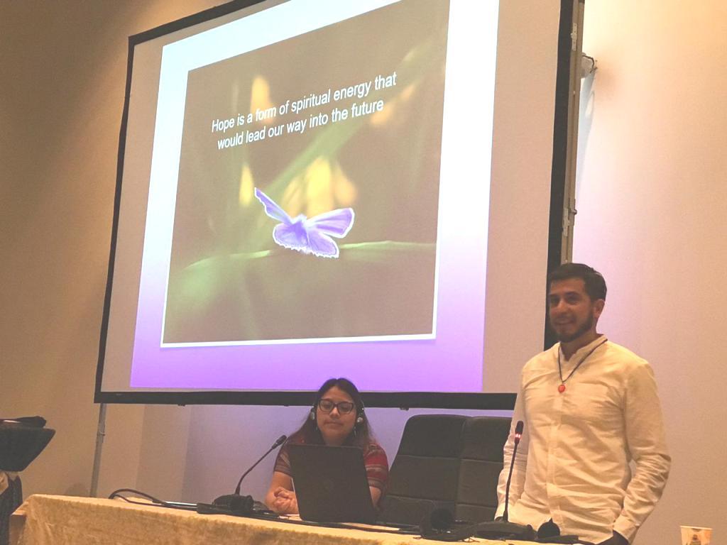 Brahma Kumaris at the United Nations BioDiversity Conference