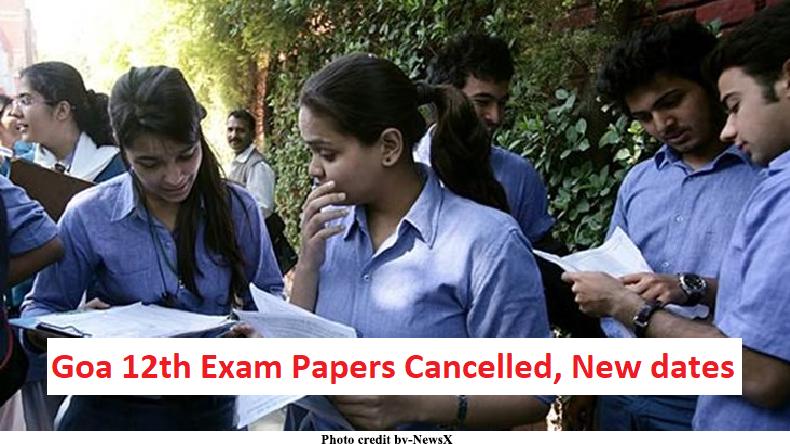Goa HSSC exams postponed due to Manohar Parrikar's demise, details on new exam dates inside