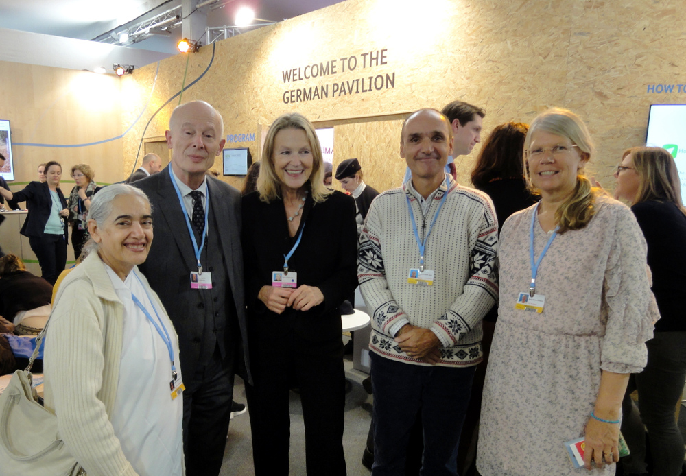 """Interfaith co-operation on Climate Change"" BKs at COP24"