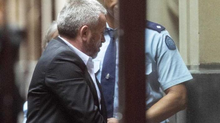 Nine years jail for Melbourne wife killer Borce Ristevski