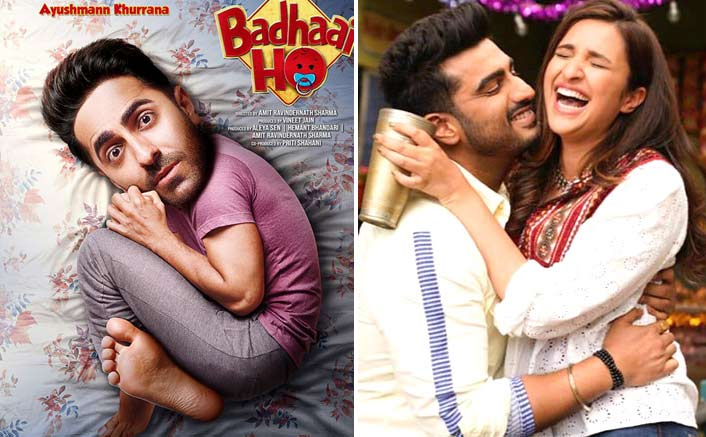 Box Office Collections: Badhaai Ho Is Unstoppable, Namaste England Stays Very Low