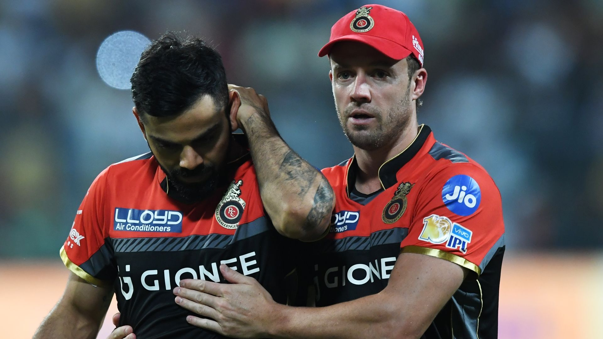 RCB blighted by poor decisions again