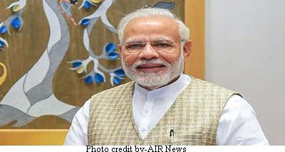 PM congratulates ISRO on successful launch of GSAT-11