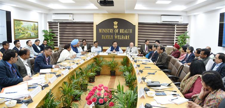 Indian government reviews actions for prevention and management of COVID-19, Dr Ramesh C Raina reports