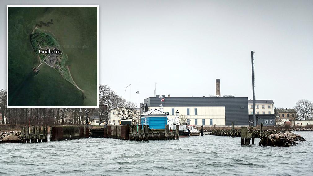 Denmark unveils island prison inspired by Manus Island and Nauru