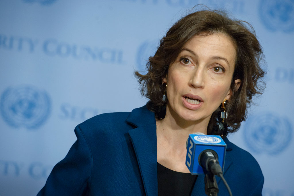 France's former Culture Minister appointed new UNESCO chief