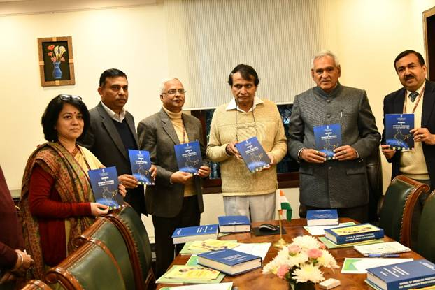 Manual of Operating Practices for Trade Remedy Investigations and Handbook of Operating Procedures released by Commerce Minister