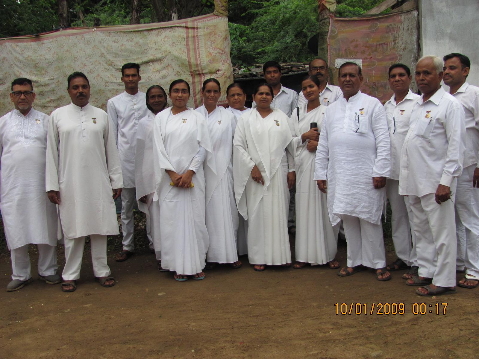 Brahma Kumaris, Bhilai hold Dengue Awareness Camp on Independance Day