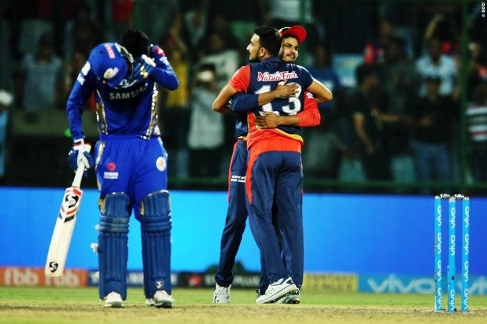 Delhi  bowlers end Mumbai Indians IPL campaign
