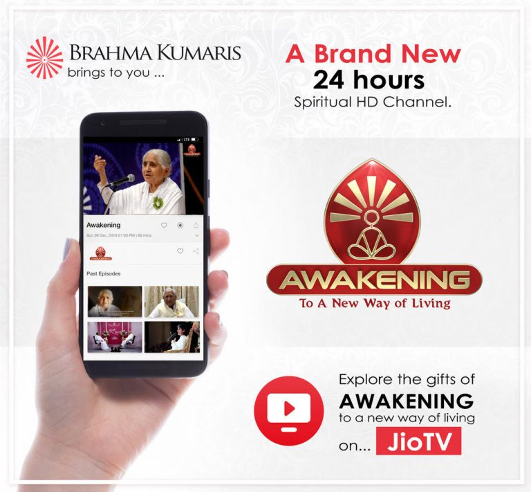 Awakening – A Brand New Channel on JIO TV
