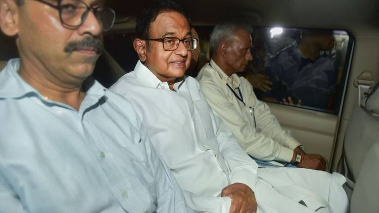 Top court to hear P Chidambaram's petition on Monday 26 August