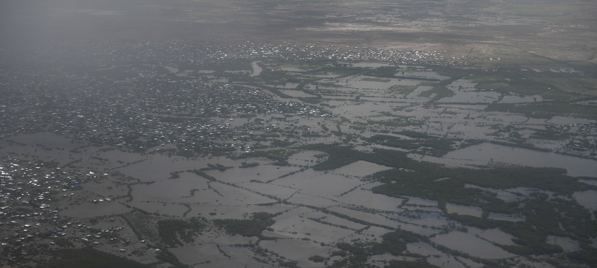 UN, Somali Government seek $80 million in immediate relief for flood-affected populations