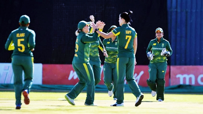 South Africa Women look for another sweep