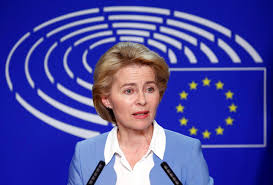 Telephone Conversation of Prime Minister with H.E. Ms. Ursula von der Leyen,  President of the European Commission