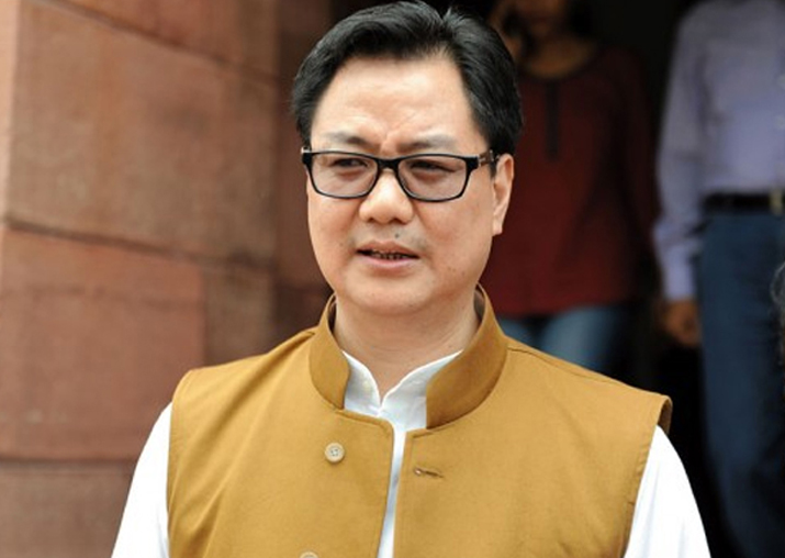 """Indian Diaspora are ambassadors of India's growth story"": Shri Kiren Rijiju"