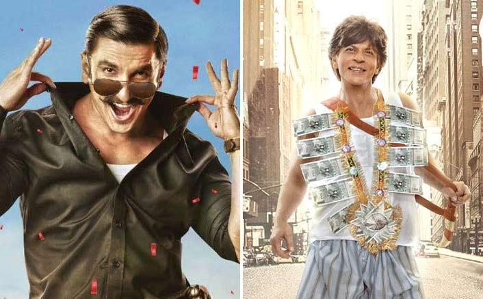 Zero + Simmba Box Office: With The Hope Of 450 Crores & More, Which Film Will Earn How Much?