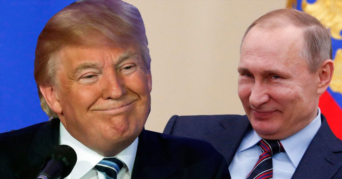 Mueller report: President Trump 'did not conspire with Russia