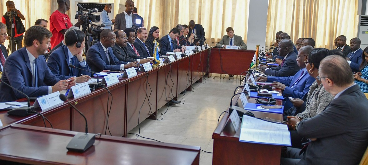 In West Africa, UN Security Council visits Côte d'Ivoire and Guinea-Bissau