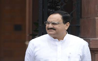 Shri J P Nadda reviews Nipah Virus cases in Kerala