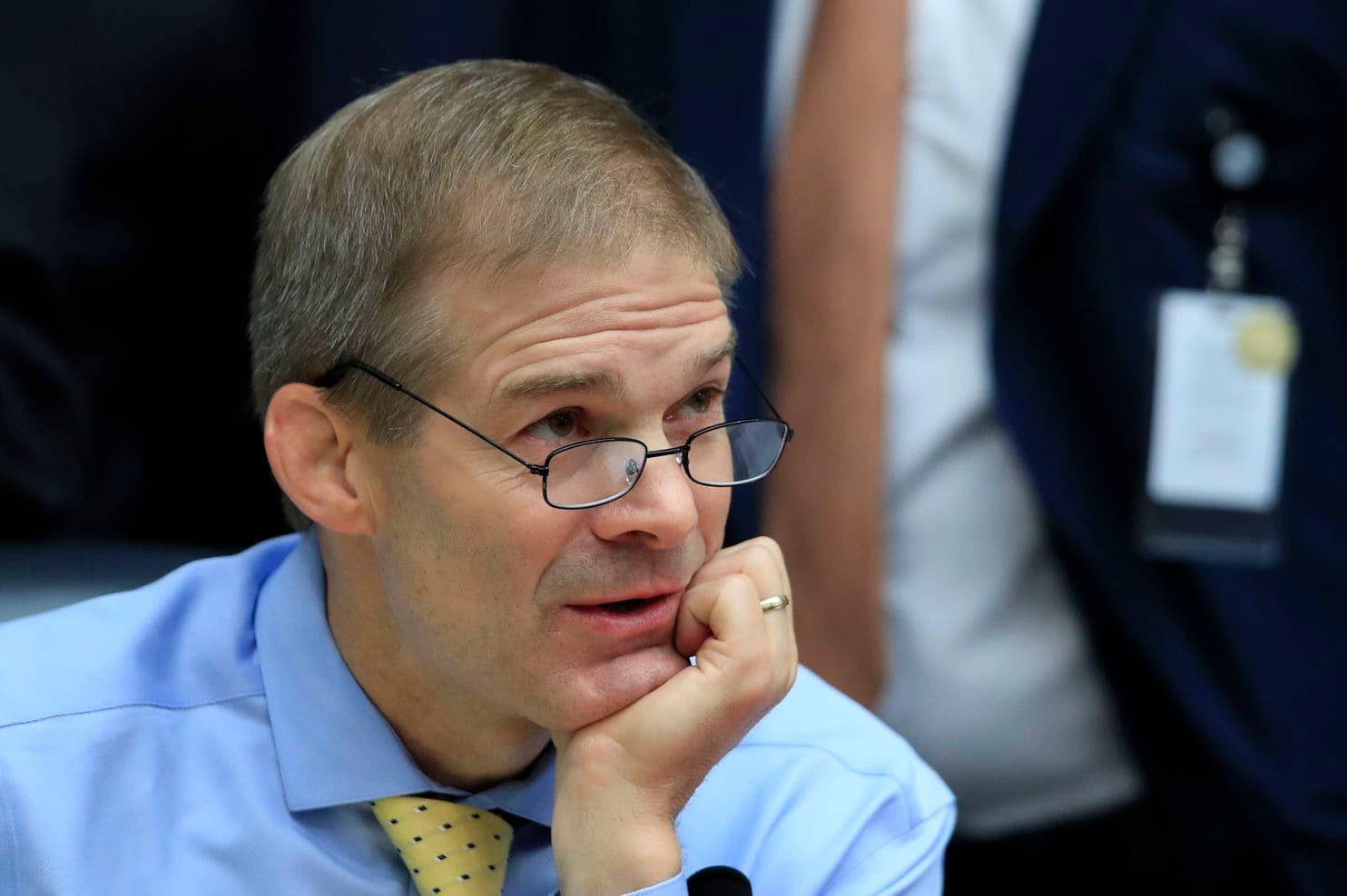 Rep. Jim Jordan Says Democrats Should Read Full Mueller Report
