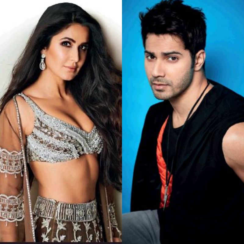 Katrina Kaif and Varun Dhawan ready to battle it out for ABC3D