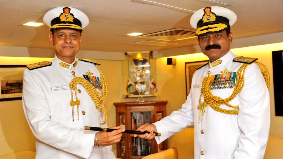 Rear Admiral Sanjay Jasjit Singh takes over as Western Fleet Commander