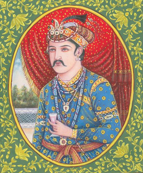4th Mugal Emperor, Father of Shah Jahan , son of Akbar  and Lover of courtesan Anarkali - Jahangir was born today