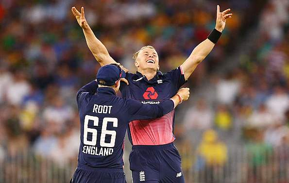 Tom Curran hopes BBL performance will press claims for World Cup selection