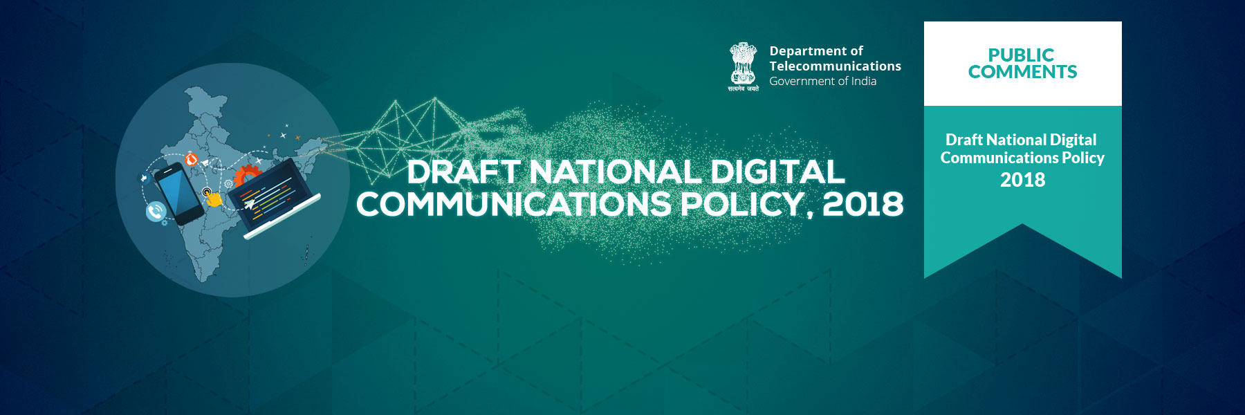 Broadband for All & Creating 4 Million Jobs key objectives of NDCP-2018